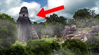 Most MYSTERIOUS Temples And Pyramids HIDDEN In The Jungle!
