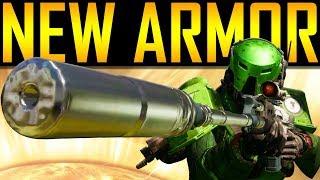 Destiny 2 - NEW ARMOR! NEW EMOTES! NEW GAMEPLAY!