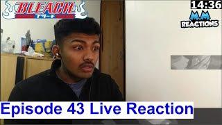 Ishida vs Mayuri!! - Bleach Anime Episode 43 Live Reaction