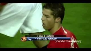 El mejor gol de Cristiano Ronaldo en su carrera