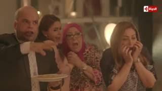 """الأسطورة خالد الصاوي في مشهد كوميدي عالمي """" طريقة اخراج الجن العاشق """""""