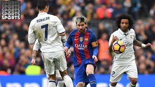Real Madrid vs. Barcelona FIFA 17 Prediction