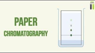 IGCSE Chemistry Revision - Part 22 - Paper Chromatography
