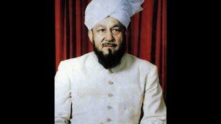 Hazrat Mirza Tahir Ahmad - Full Hijrat Story 1984 - 1st Address From London - by roothmens