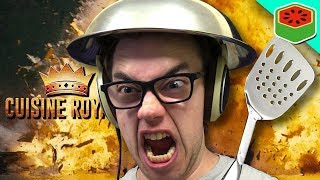HAS SCIENCE GONE TOO FAR!? | Cuisine Royale