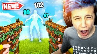 NEW RARITY BURST SMG is actually RIDICULOUS! (Fortnite Battle Royale)