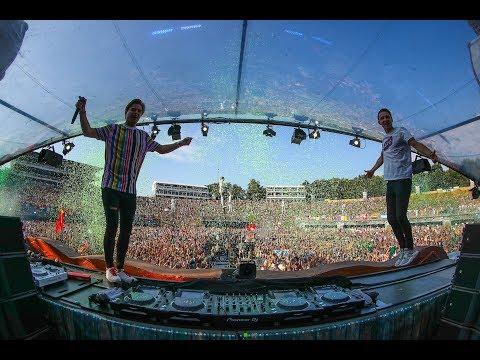 Lucas & Steve Tomorrowland Belgium 2018