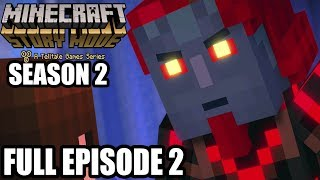 Minecraft Story Mode Season 2 FULL Episode 2 Gameplay Walkthrough - No Commentary