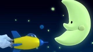 МУСТИ - лучшие мультфильмы - Путешествие на Луну