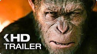 PLANET DER AFFEN 3 Trailer 3 German Deutsch (2017)