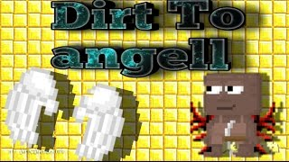 Dirt to Angell #1 Growtopia indonesia
