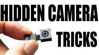 DIY Hidden SPY Camera