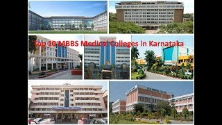 Top 10  MBBS Medical Colleges in Karnataka | India