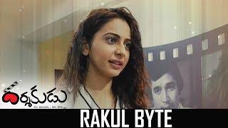 Rakul Preet Singh promotes Darshakudu Movie | Ashok Bandreddi, Eesha Rebba | TFPC