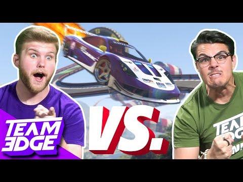 Super Car Stunt Race Challenge! | GTA 5