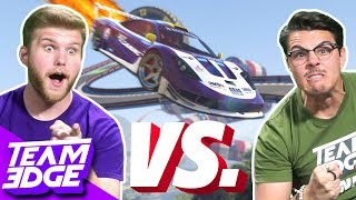 Super Car Stunt Race Challenge! | GTA 5