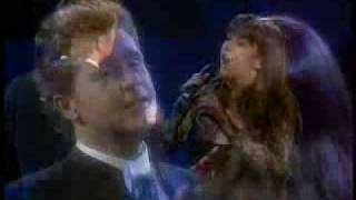 All I ask of you Michael Ball and Sarah Brightman