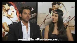 Kites interview with Hrithik Roshan and Bárbara Mori