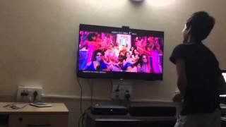 Blockbuster song kid dance - sarainodu