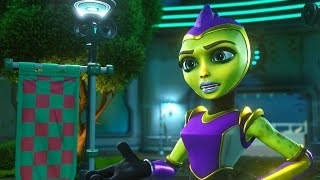 Ratchet And Clank - Hoverboard Racing (8)