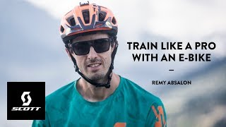 Why do Pros Train with E-Bikes? – Remy Absalon