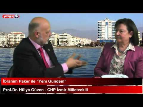 Prof.Dr. Hülya Güven - CHP İzmir Milletvekili - Yenigun.Tv