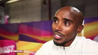 MO FARAH SAYS 'I WAS ALREADY DONE MENTALLY' - Nuffin' Long Athletics