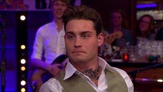 'Ik ging slapen met een traan' - RTL LATE NIGHT