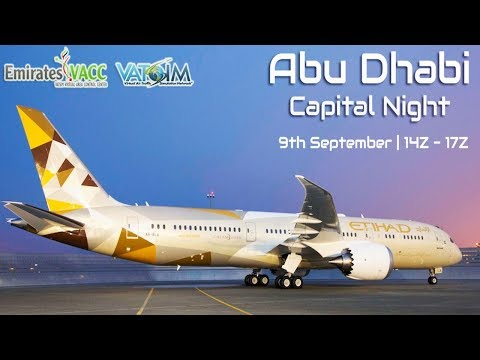 Xxx Mp4 FSX B777 Emirates VATSIM EVENT Abu Dhabi Capital Night Full ATC Doha To Abu Dhabi 3gp Sex