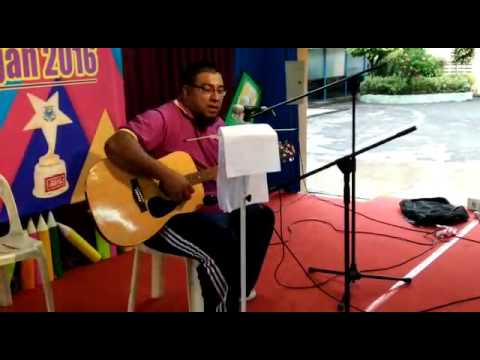Projector Band - Sudah ku tahu cover by Cg Zul