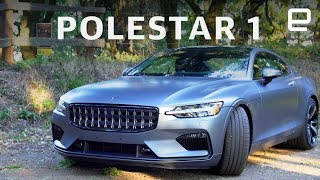 Polestar 1 first drive: A beautiful ode to driving