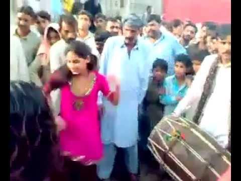dhol dance for girl multan