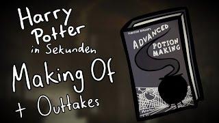 Making Of + Outtakes: Harry Potter und der Halbblutprinz in 399 Sekunden