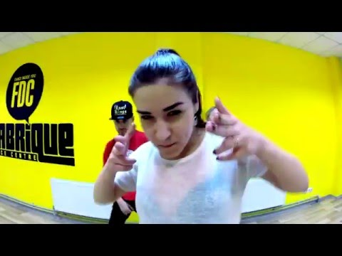 LeftSide  – She Nuh Wah Dancehall choreography by Karina Kupreeva in FDC