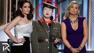 10 Most AWKWARD Golden Globe Moments That Can