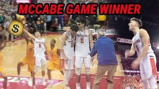 Jordan McCabe Ends His Career With A GAME WINNER & STATE CHIP! 32 Points 10 Assists & 9 Rebounds 😱