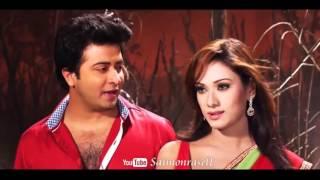 Tumi Chara RAJOTTO Bangla Super HOT SONG by Shakib Khan & Bobby HD