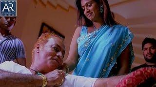 Nagaram Movie Scenes | Aunty with Pradeep Rawat | AR Entertainments