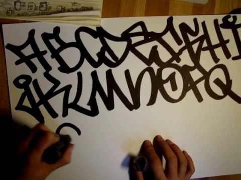Xxx Mp4 Graffiti Alphabet 2 MOLOTOW BLACK 3gp Sex