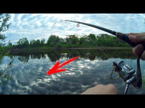 как ловить рыбу весной на удочку на речке
