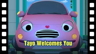 📽Tayo Welcomes You! l Tayo