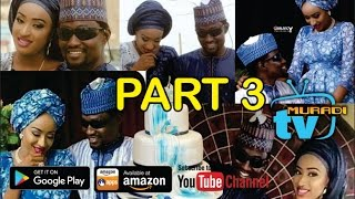 NURA M  INUWA FULL WEDDING VIDEO part 3 2017
