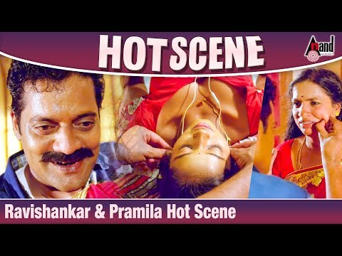 Xxx Mp4 Ravishankar Amp Pramila Hot Scene Kotigobba 2 Kannada Movie Scene 3gp Sex