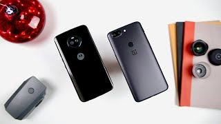 OnePlus 5T vs Moto X4 Which one to buy? 🤔