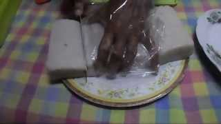 Resep dan Cara Membuat Ketan Uli/Jadah
