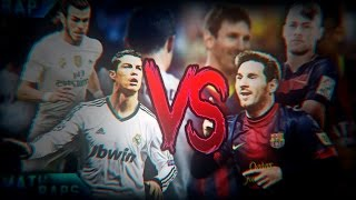 Messi e Neymar VS Cristiano Ronaldo e Bale | Duelo Imortal | Ft 3ZZ,Taka e David