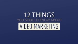 12 video marketing stats! (2018) Why should you use video in your business