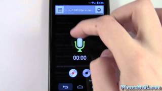 Hi-Q Voice Recorder App Review (for Android)