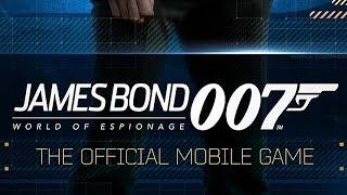 JAMES BOND: WORLD OF ESPIONAGE - Android Gameplay