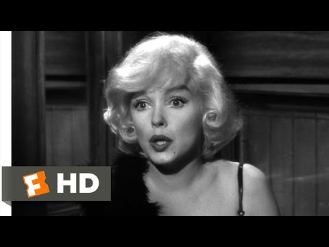 Some Like It Hot (5/11) Movie CLIP - A Thing For Sax Players (1959) HD